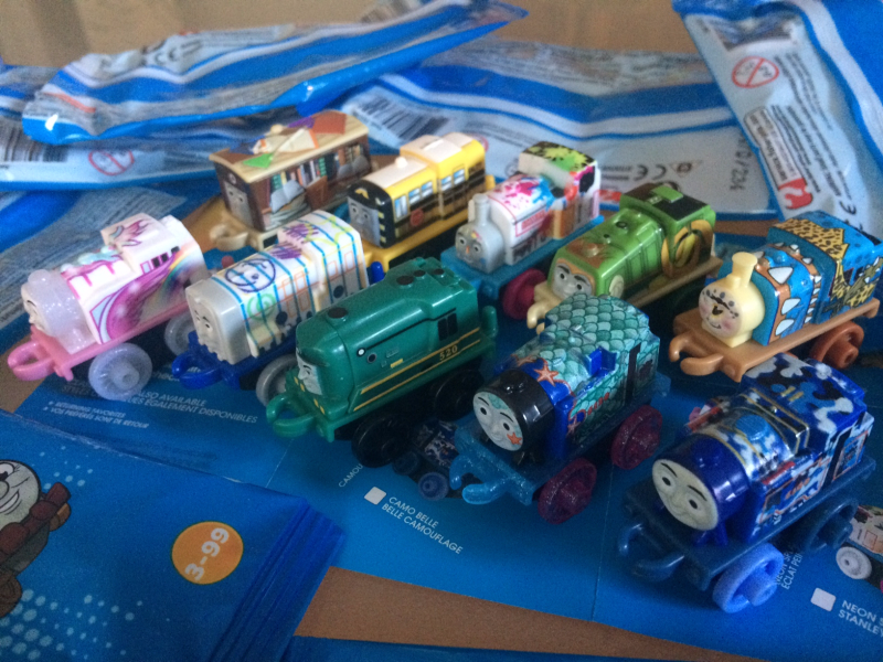 2018 Wave 1 New Trains