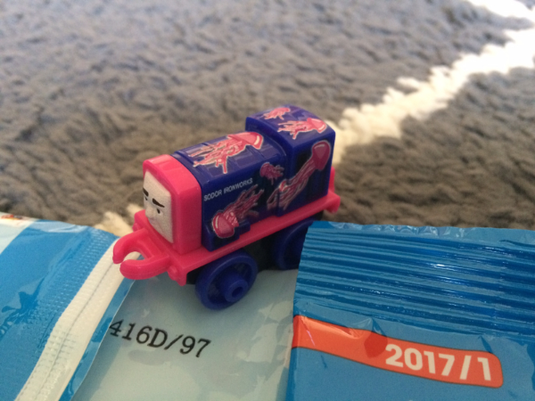 Thomas & Friends Minis for Moms, Part 27 2017 New Release Wave 1 Codes