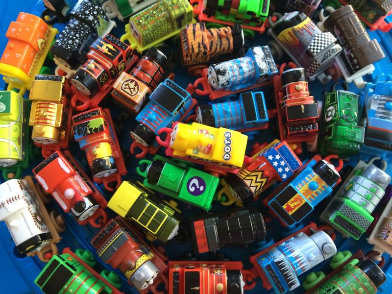 Thomas Train Minis 2016