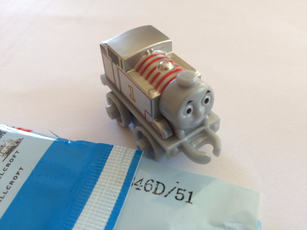 Thomas & Friends Minis for Moms, Part 26 2016 Wave 4 Codes