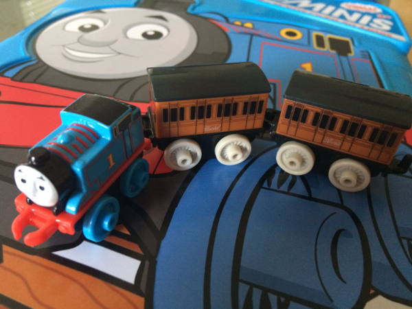 Thomas & Friends Minis for Moms: Part 36 Complete Checklist