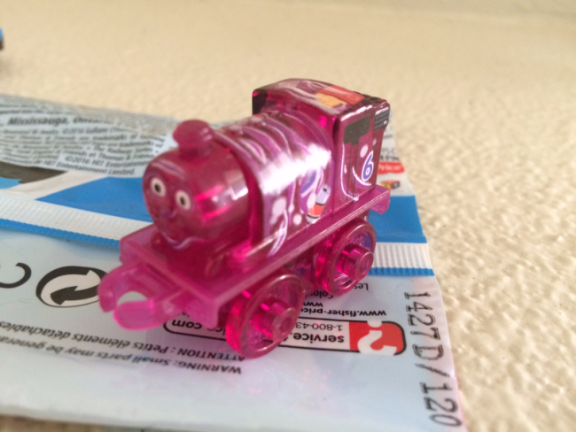 Thomas & Friends Minis for Moms: Part 44 2017 Wave 4 Codes