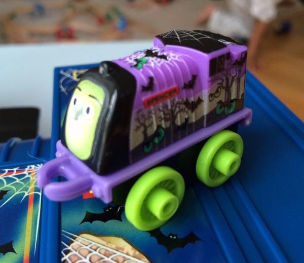 Spooky Spencer